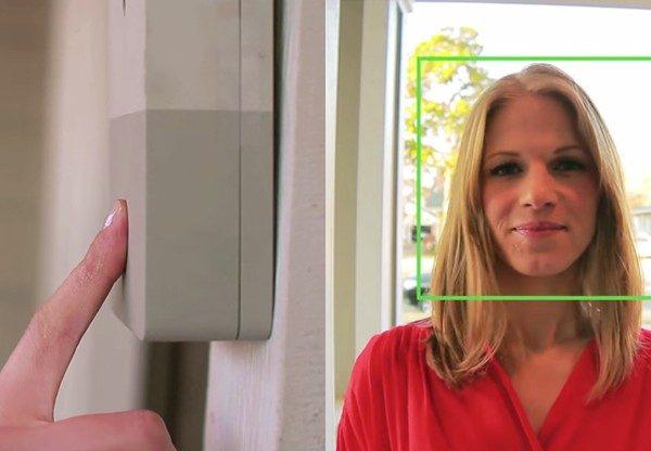 Smart Door Bell, home security