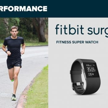 fitbit surge performancewristband