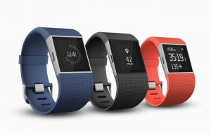 fitbit surge wristband colors