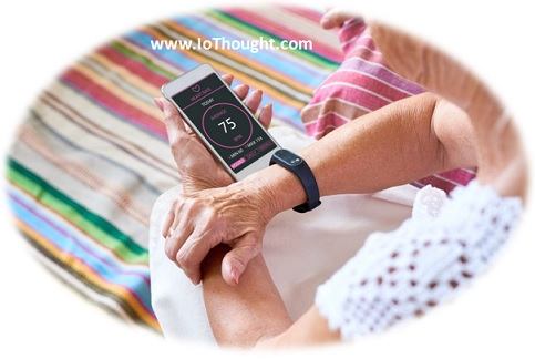 IoT-elderly-wearable